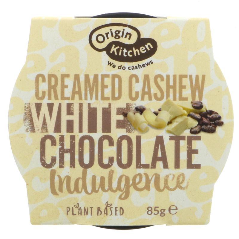 Origin Kitchen - White Chocolate Indulgence INTRO PRICE £1.85 (RRP £2.30)