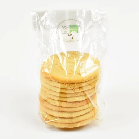 Anandas - Maple Flavoured Shortbread Biscuits (145g)