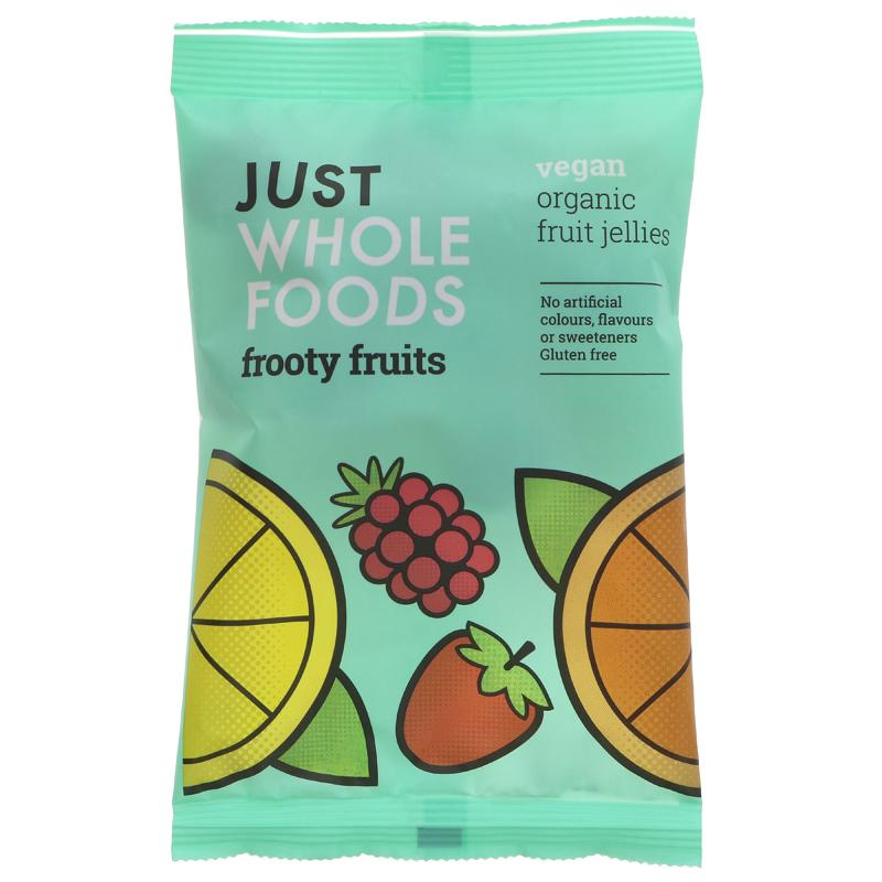 Just Wholefoods - Frooty Fruits