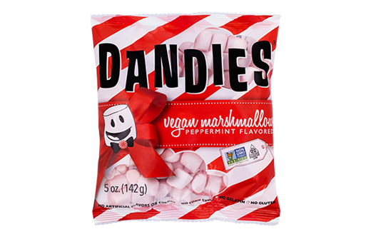 Dandies Mini Peppermint Marshmallows (142g)