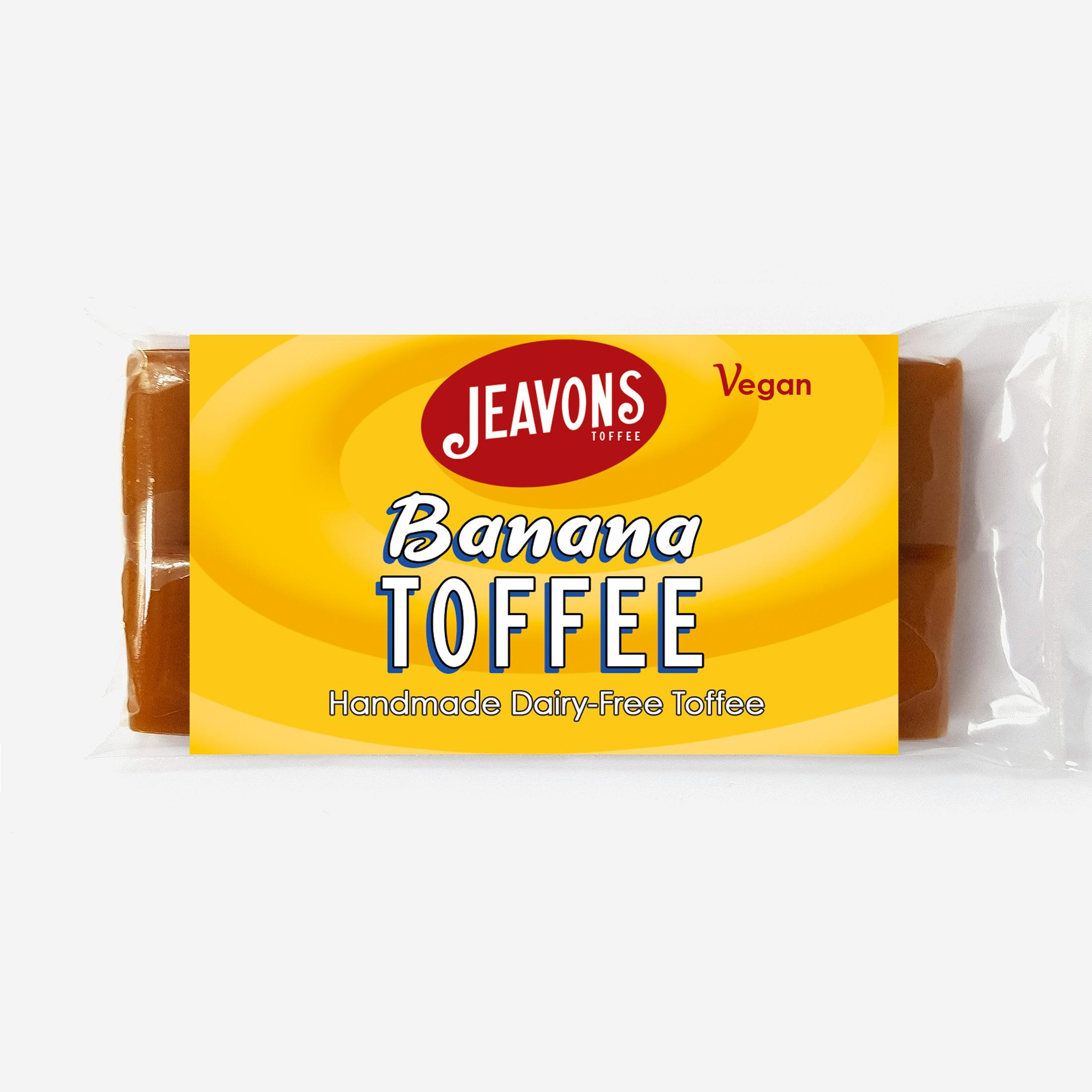 Jeavons - Banana Toffee