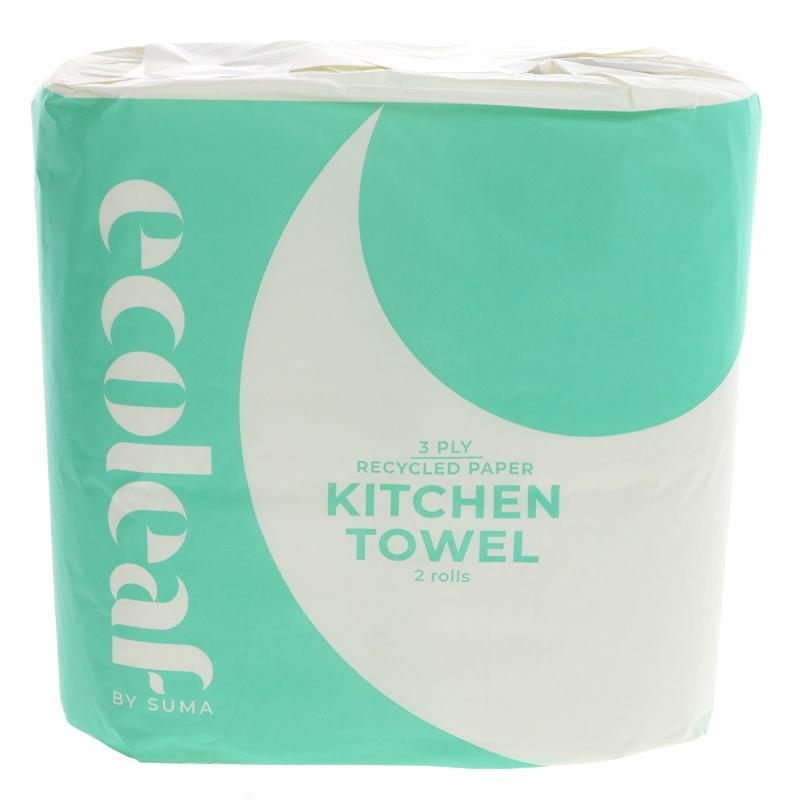 Ecoleaf - Kitchen Towel (2 pack)