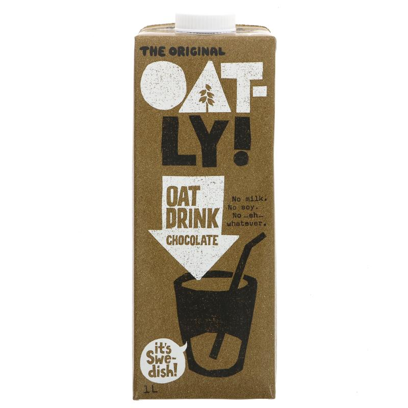 Oatly - Chocolate