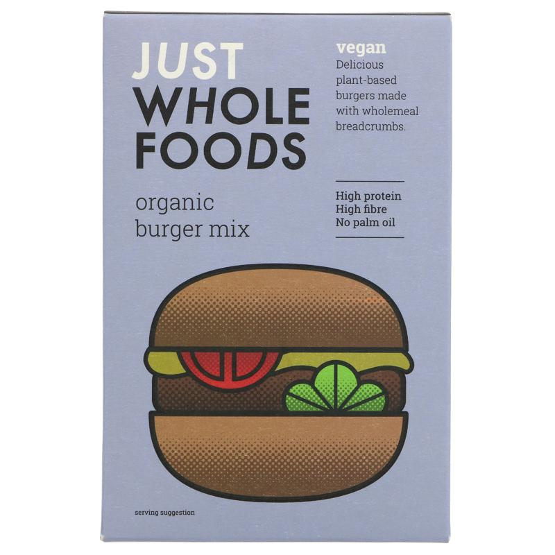 Just Wholefoods - Burger Mix