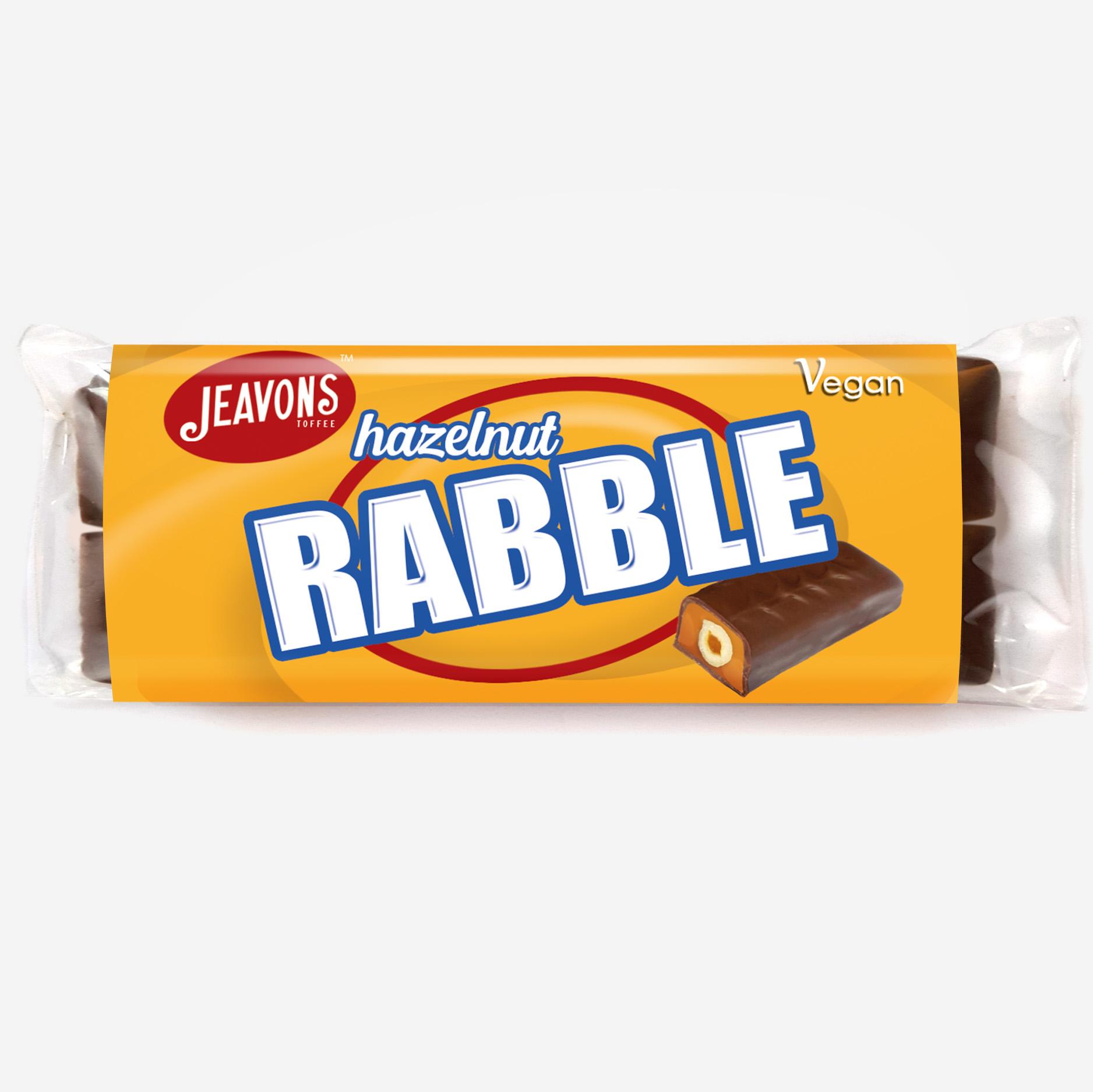 Jeavons - Hazelnut Rabble