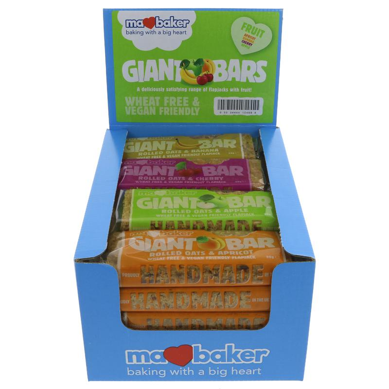 Ma Baker Giant Bar - Apricot
