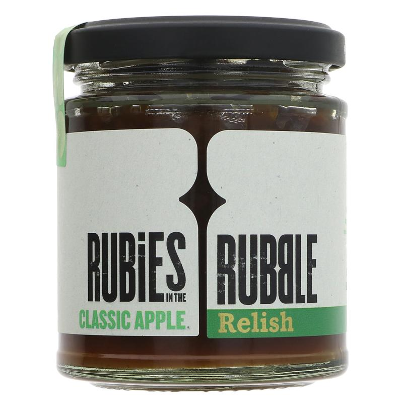 Rubies in the Rubble - Classic Apple Relish