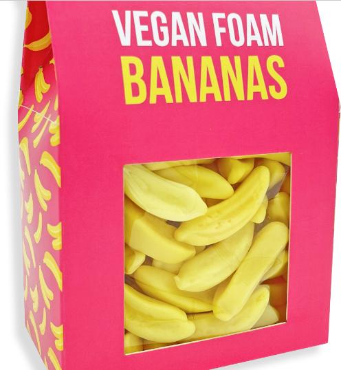 Conscious Candy Co - Foam Bananas (200g)
