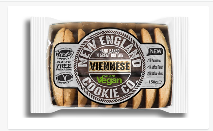 New England Cookie Co - Viennese Biscuits