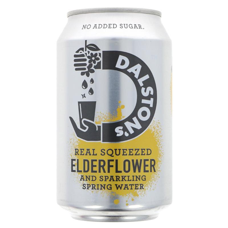Dalston's Squeezed Elderflower
