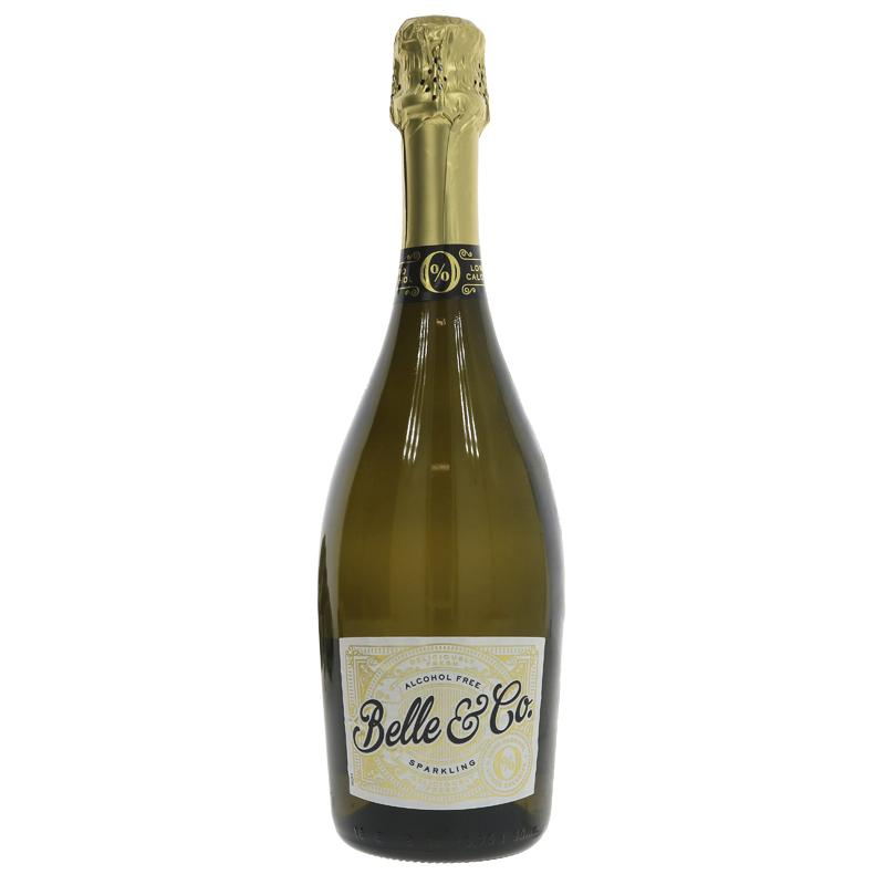Belle & Co - Alcohol-Free Sparkling White