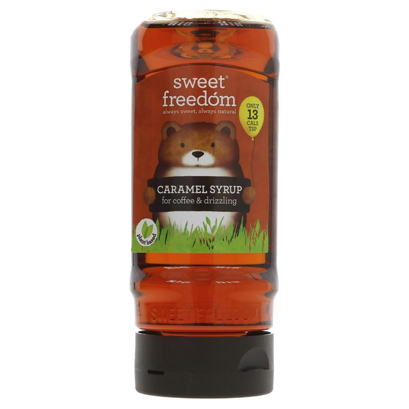 Sweet Freedom - Caramel Syrup