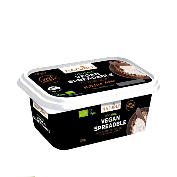 Naturli - Vegan Spreadable 450g