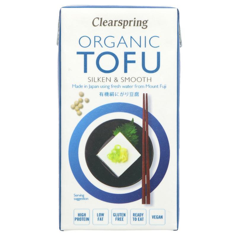 Clearspring - Silken Tofu