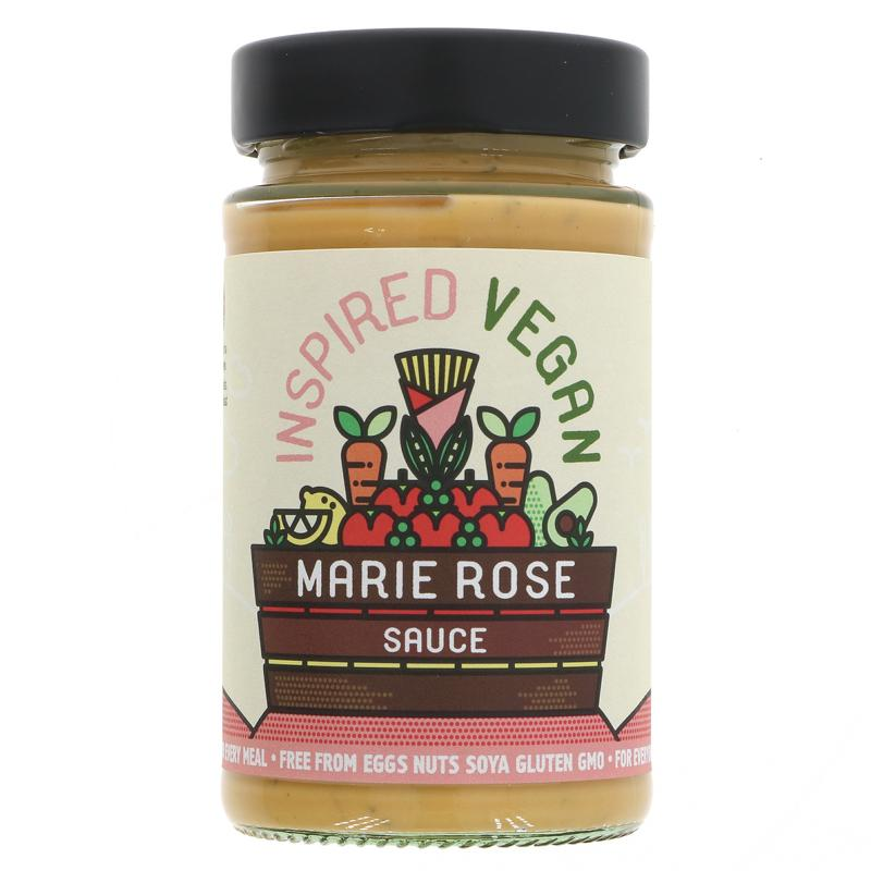 Inspired Vegan - Marie Rose sauce