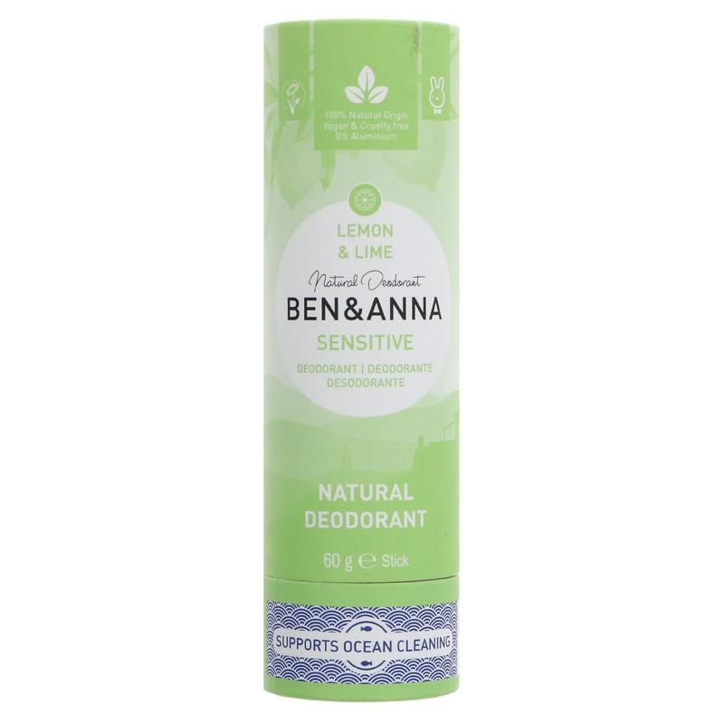 Ben & Anna deodorant - Lemon & Lime