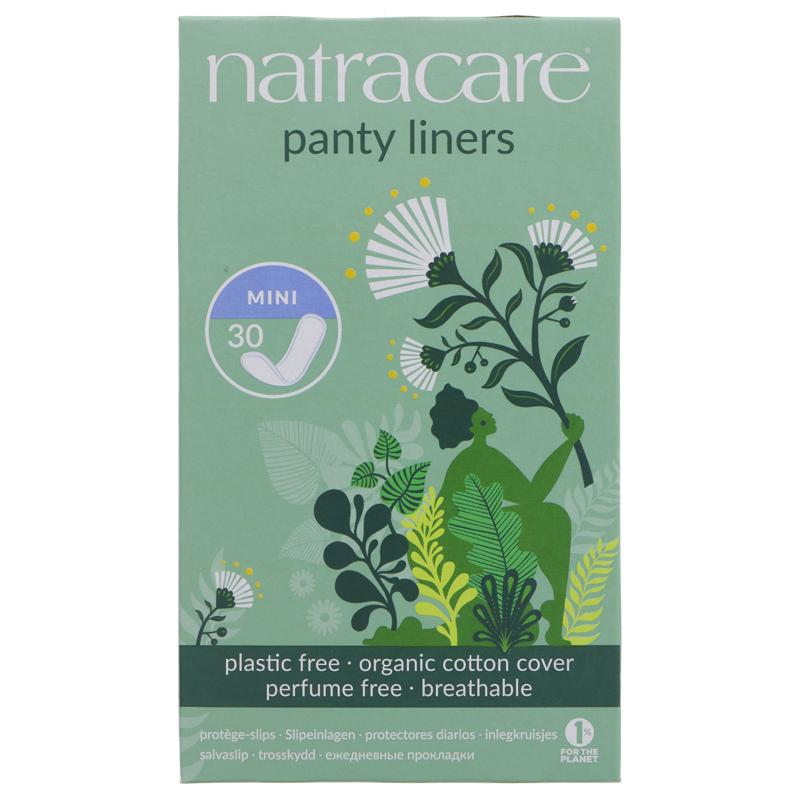 Natracare - Mini Panty Liners
