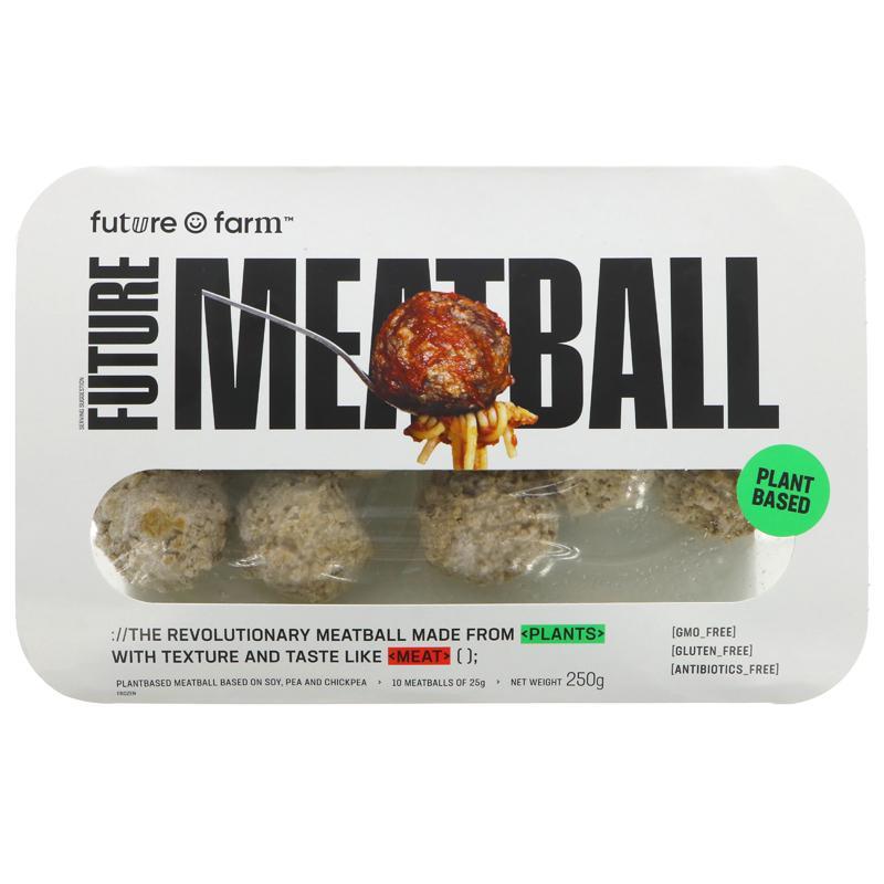 Future Farm - Meatballs