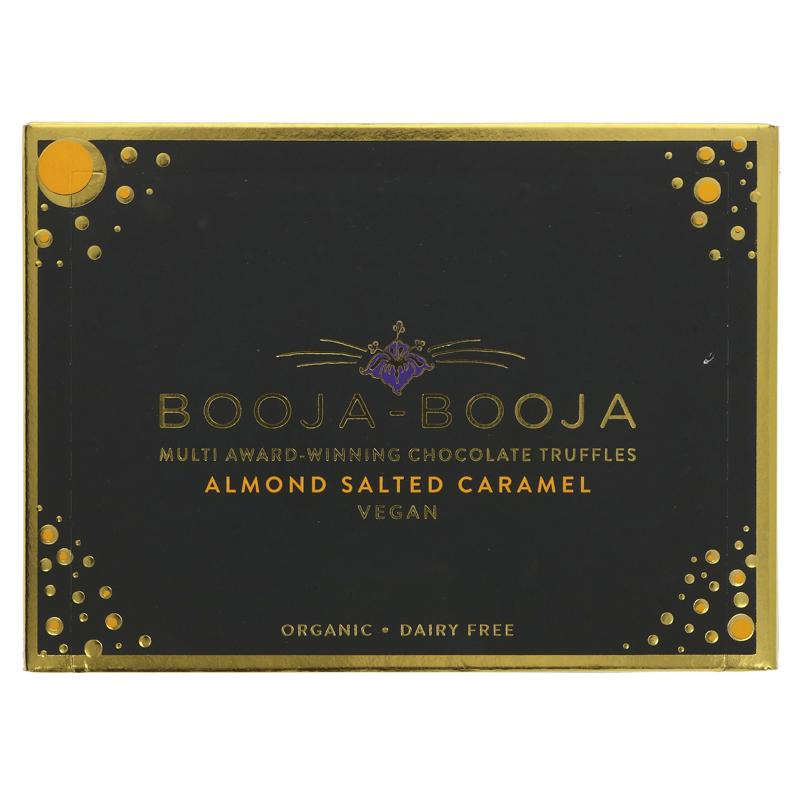 Booja Booja - Almond Salted Caramel Truffles (92g)