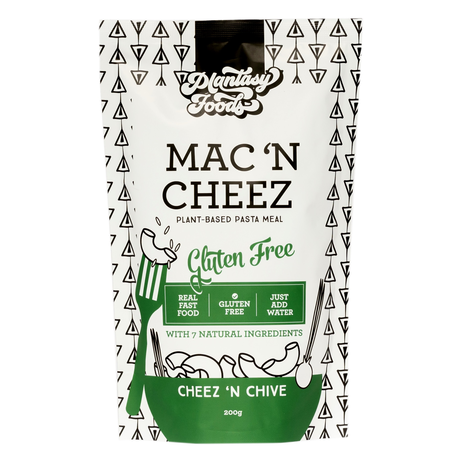 Plantasy Foods Mac 'N Cheez - Chive