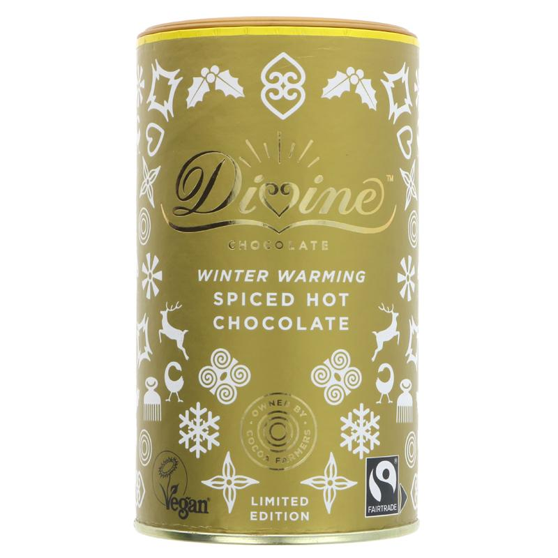 Divine - Winter Spice Hot Chocolate