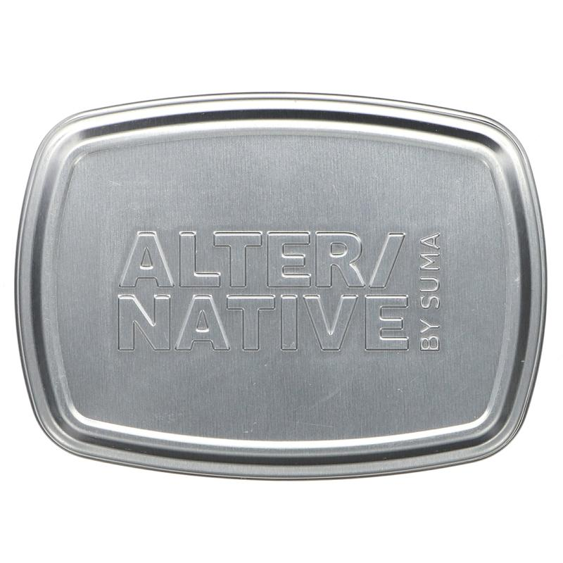 Alter/native - Travel Soap Tin ON OFFER (RRP £2.95)