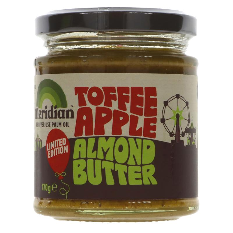 Meridian - Toffee Apple Almond Butter