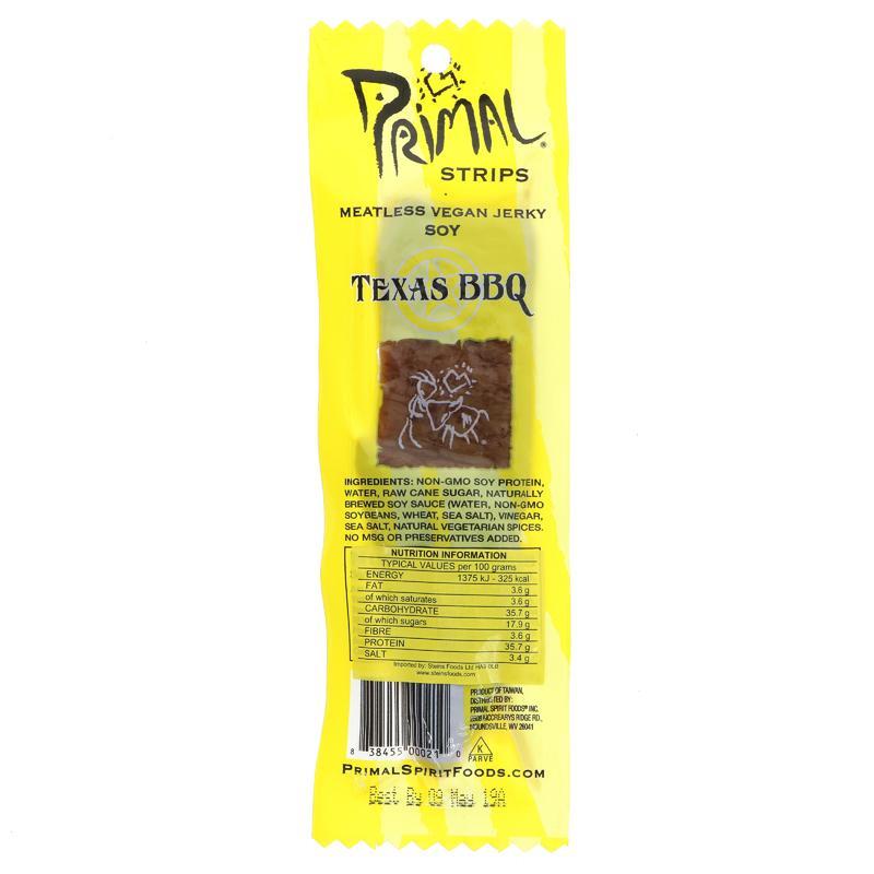 Primal - Texas BBQ Jerky