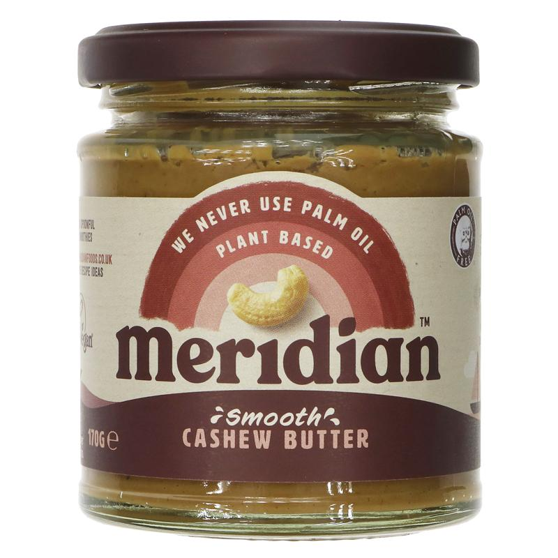 Meridian - Cashew Butter Smooth (170g)
