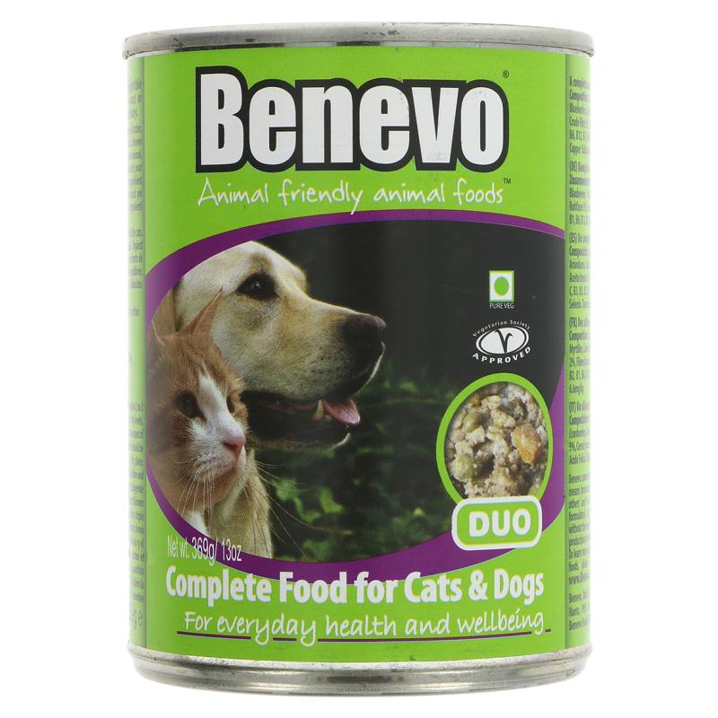 Benevo Tinned Dog & Cat Food