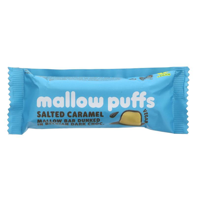 Mallow Puffs - Salted Caramel Mallow Bar