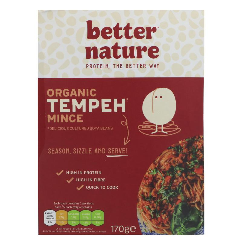 Better Nature - Tempeh Mince
