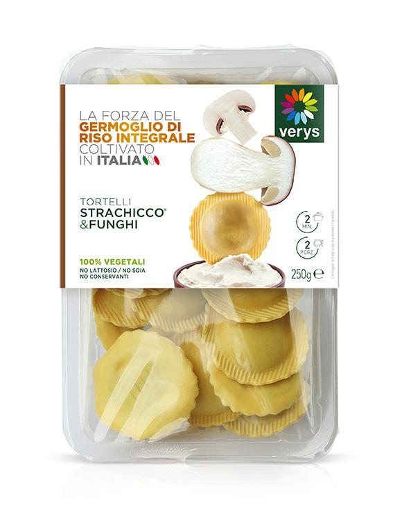 Verys Fresh Tortelli - MozzaRisella & Mushroom 250g