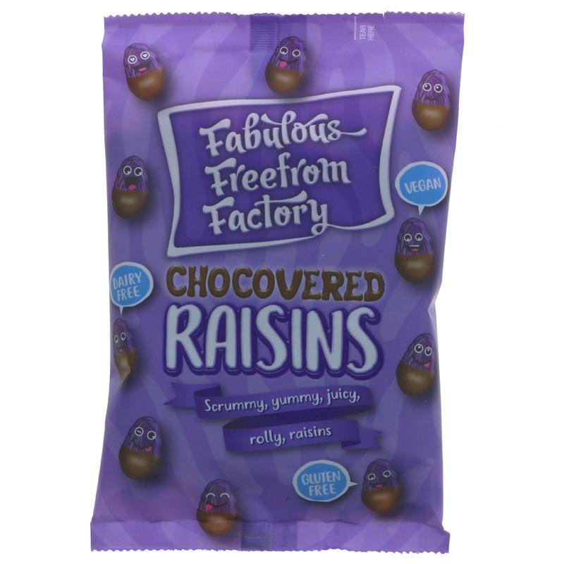 Fabulous FreeFrom Factory - Chocovered Raisins