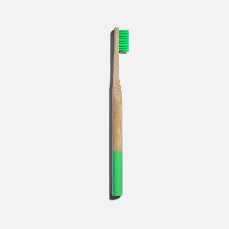 Bamboo Toothbrush for Adults (various colours)