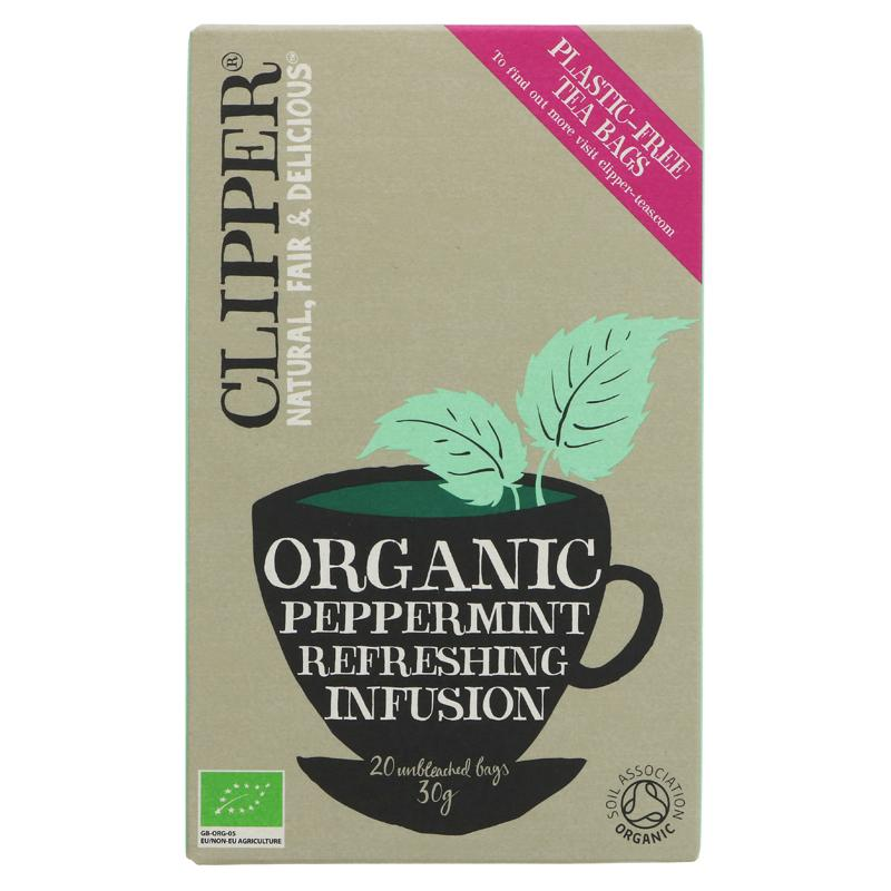 Clipper - Peppermint Tea (20 bags)