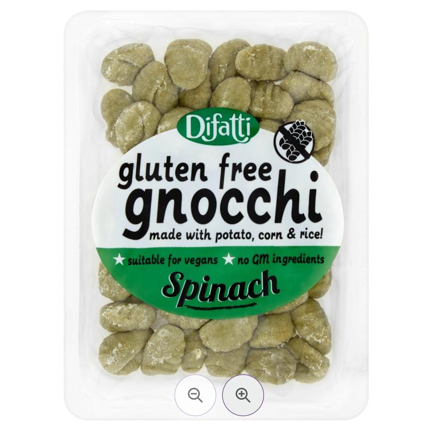 Difatti Spinach Gnocchi - Gluten Free