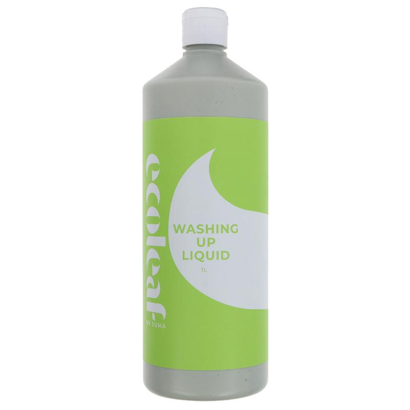 Ecoleaf - Washing Up Liquid 1 litre