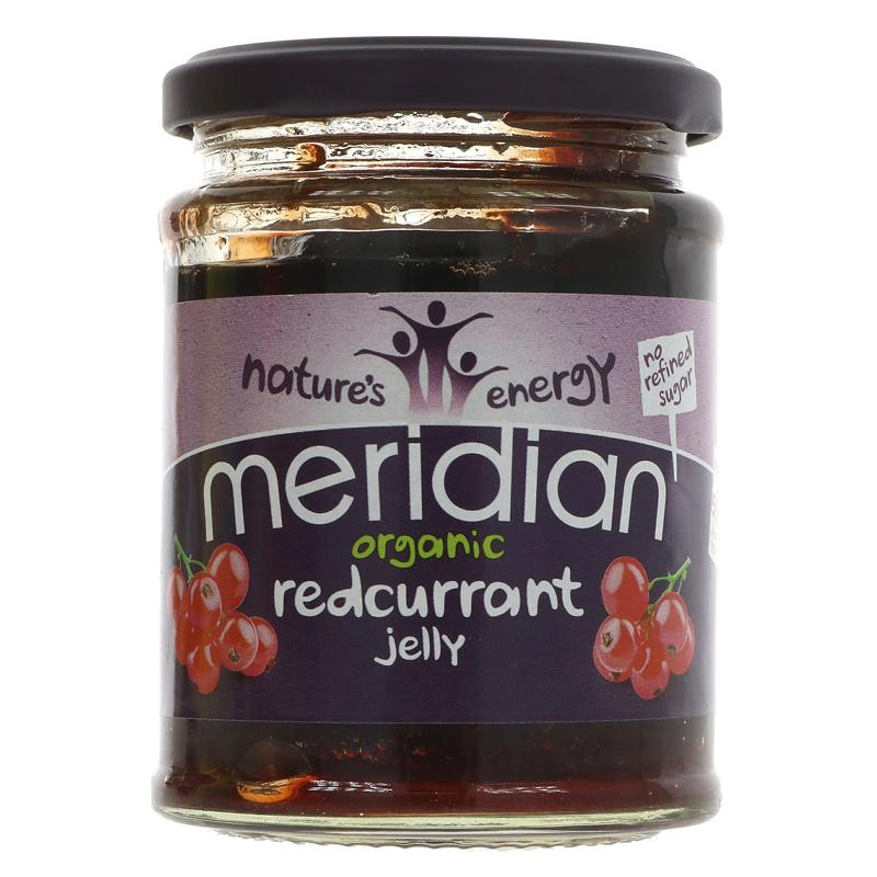 Meridian - Redcurrant Jelly Organic WAS £2.99