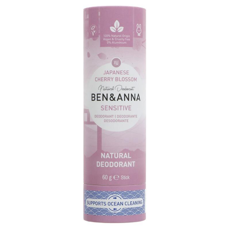 Ben & Anna deodorant - Japanese Cherry Blossom