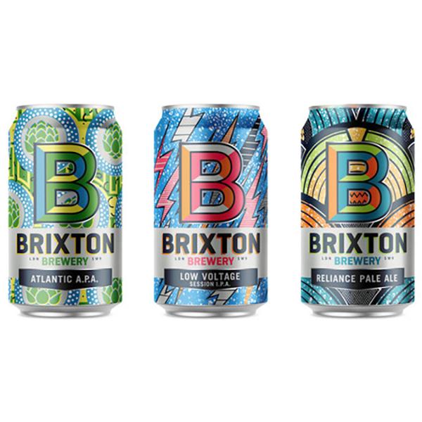 Brixton Brewery Craft Beer Range