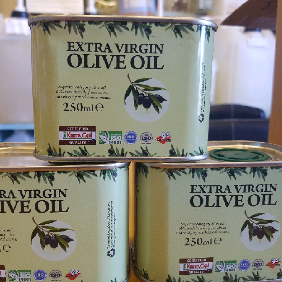 Olive Oil - Cretan - Extra Virgin- 250ml