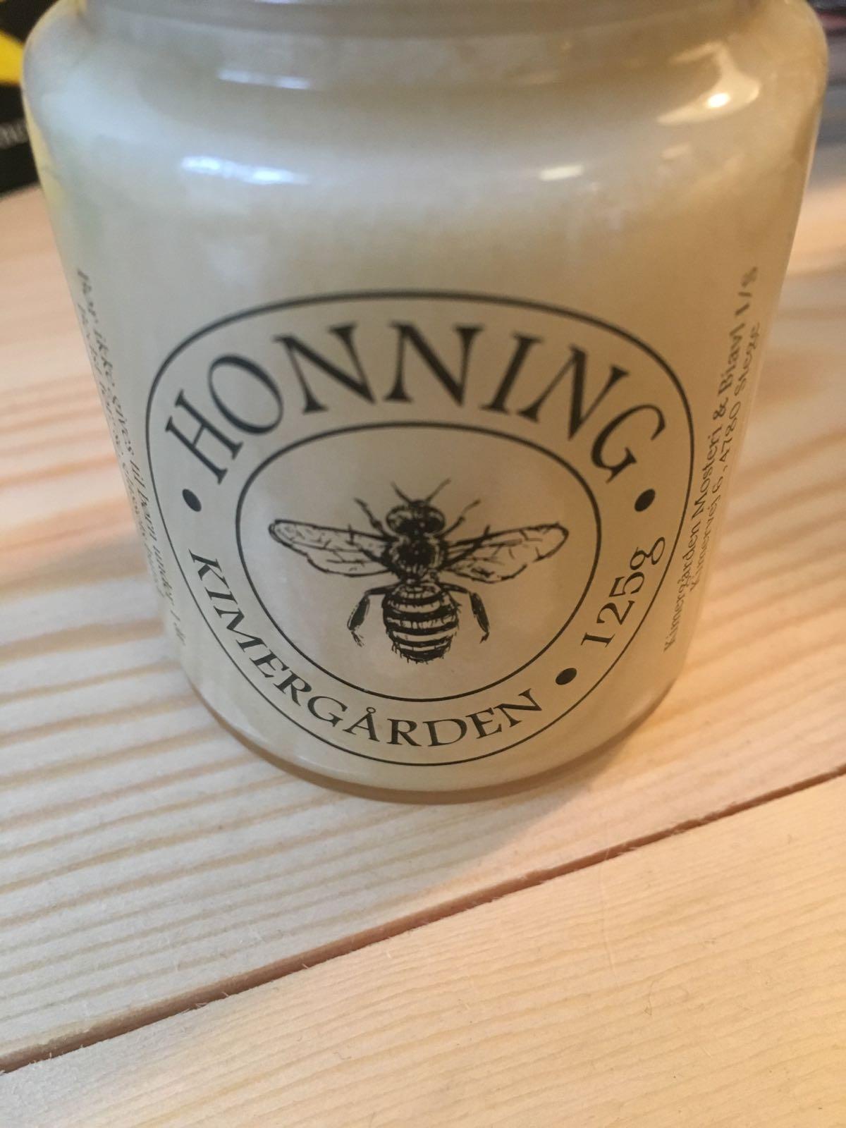 Honning fra Kimergården på Møn, 125 g