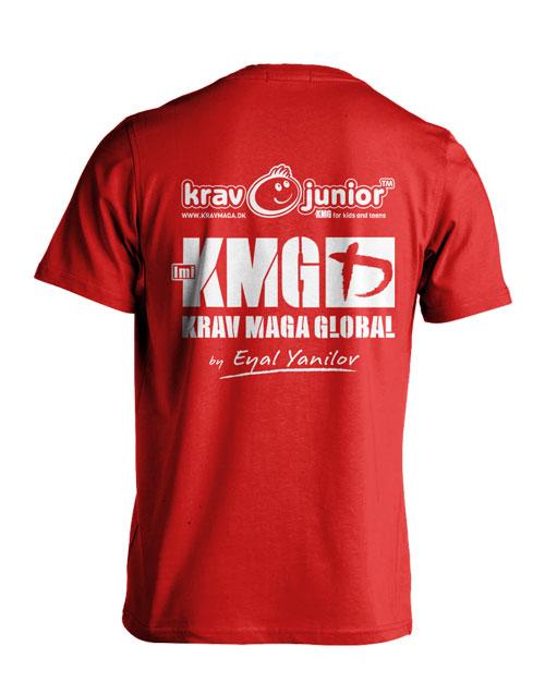 KravJunior - T-shirt - Young
