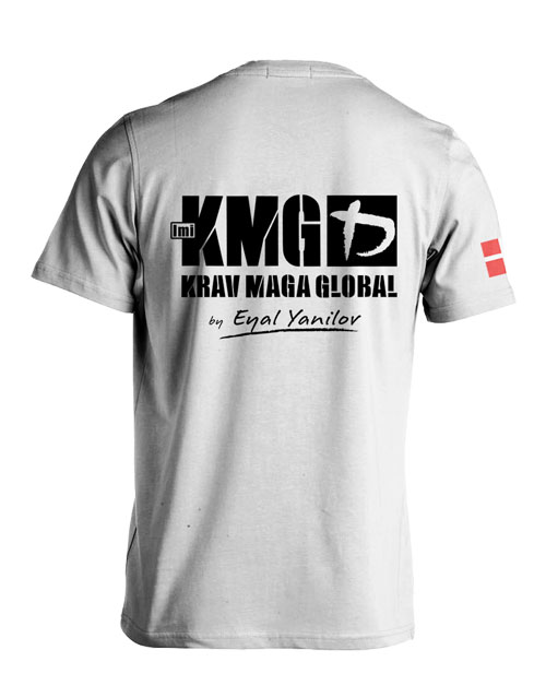 KMG T-shirt - P, Bomuld