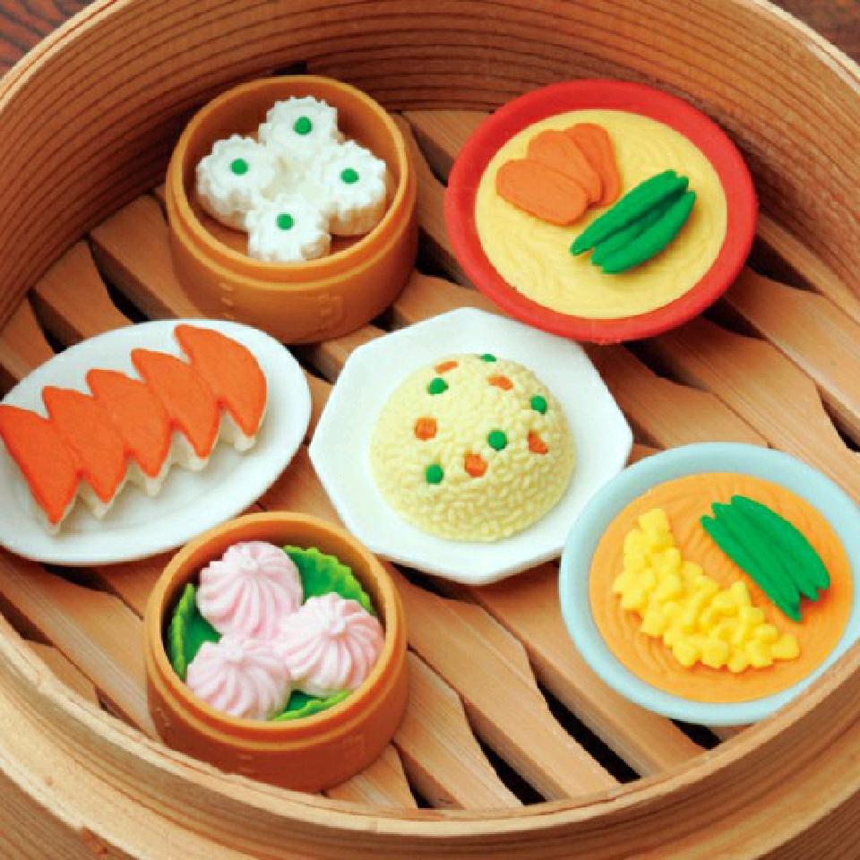 Iwako sudd - Kinesisk mat