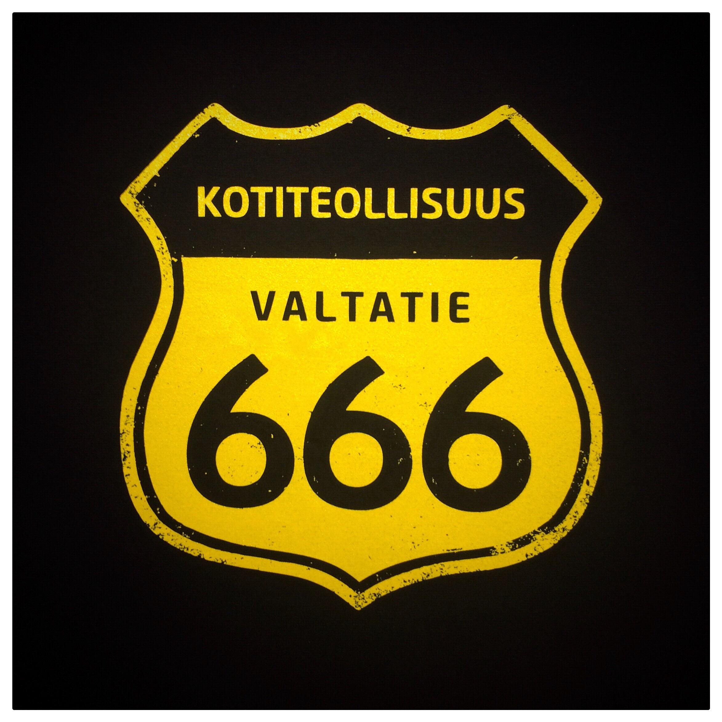 Valtatie 666