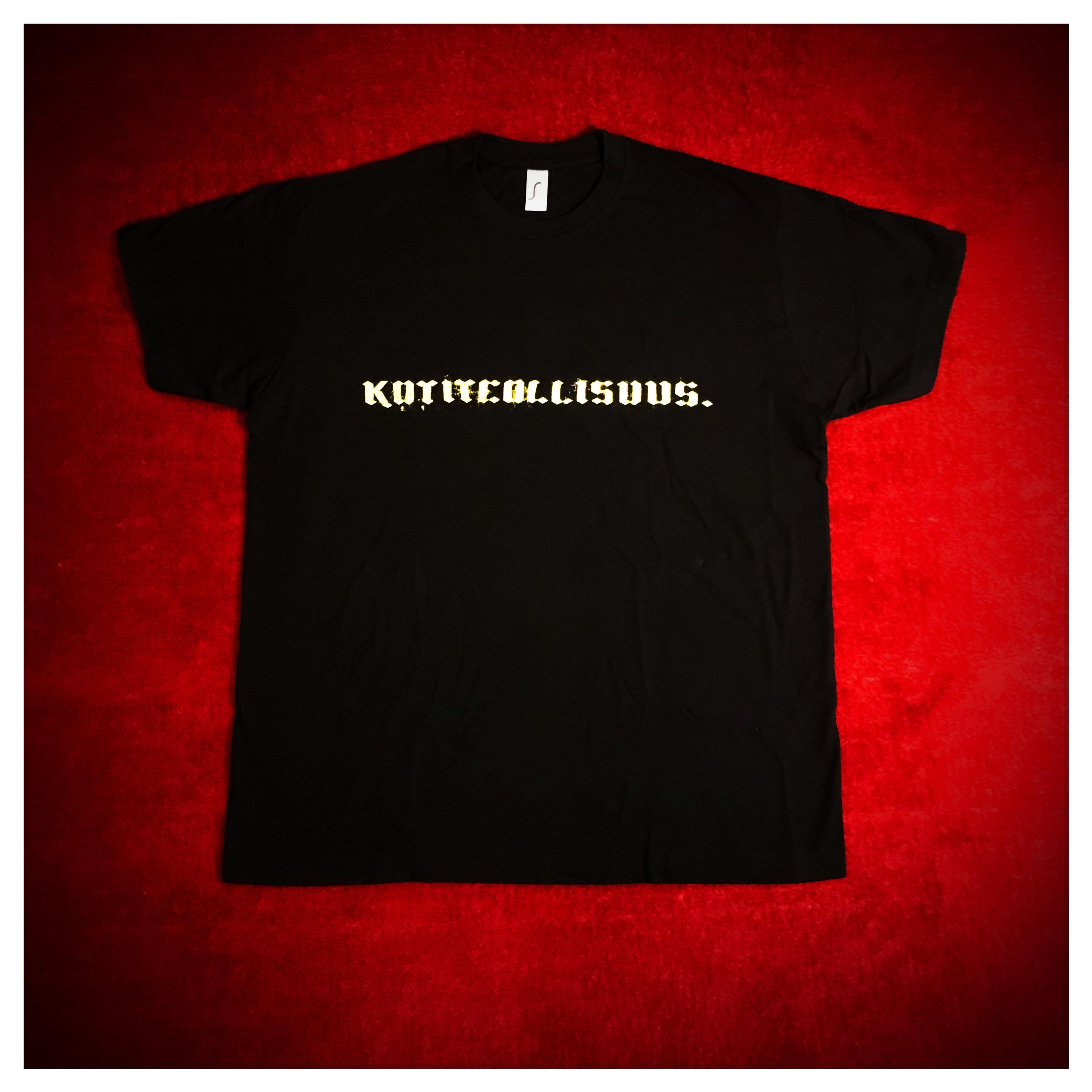 Itärintamalta ei mitään uutta T-paita