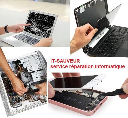 Service réparation informatique IT-SAUVEUR