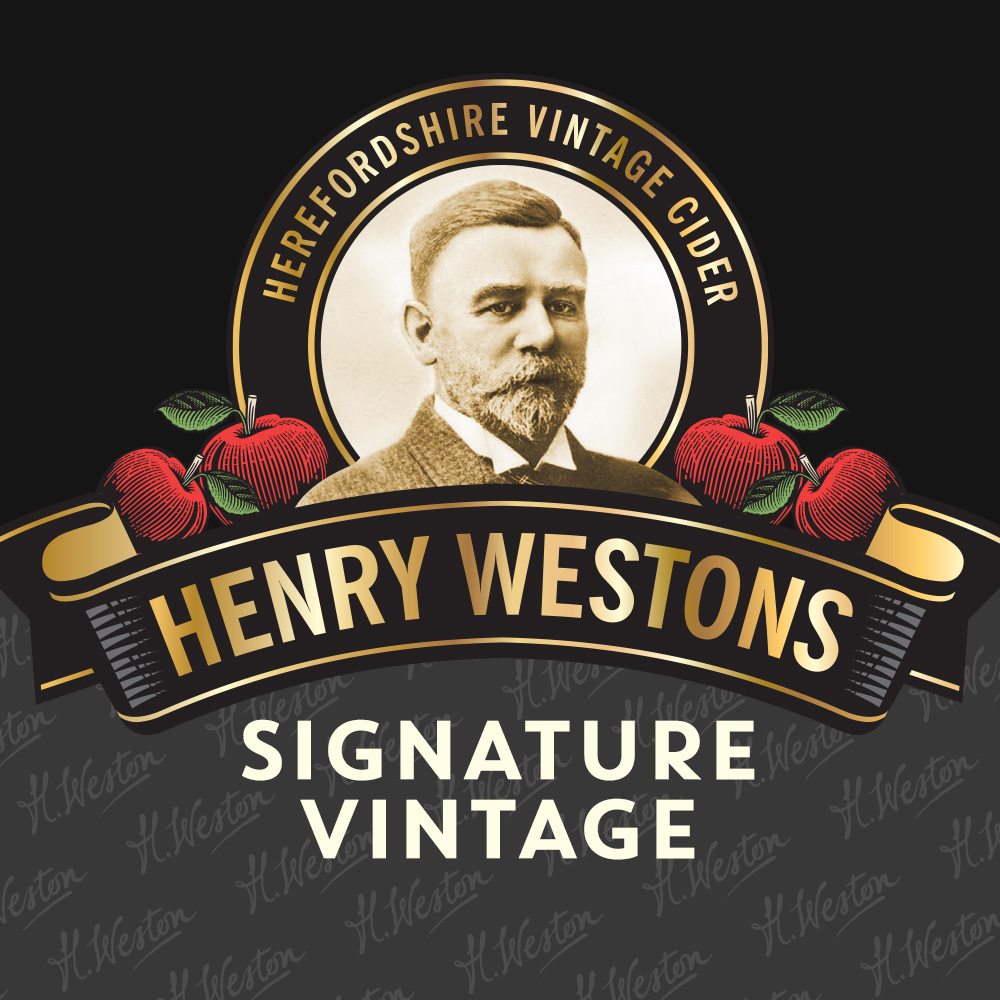 Westons Vintage (Medium Dry) - (2 Pints Delivered)